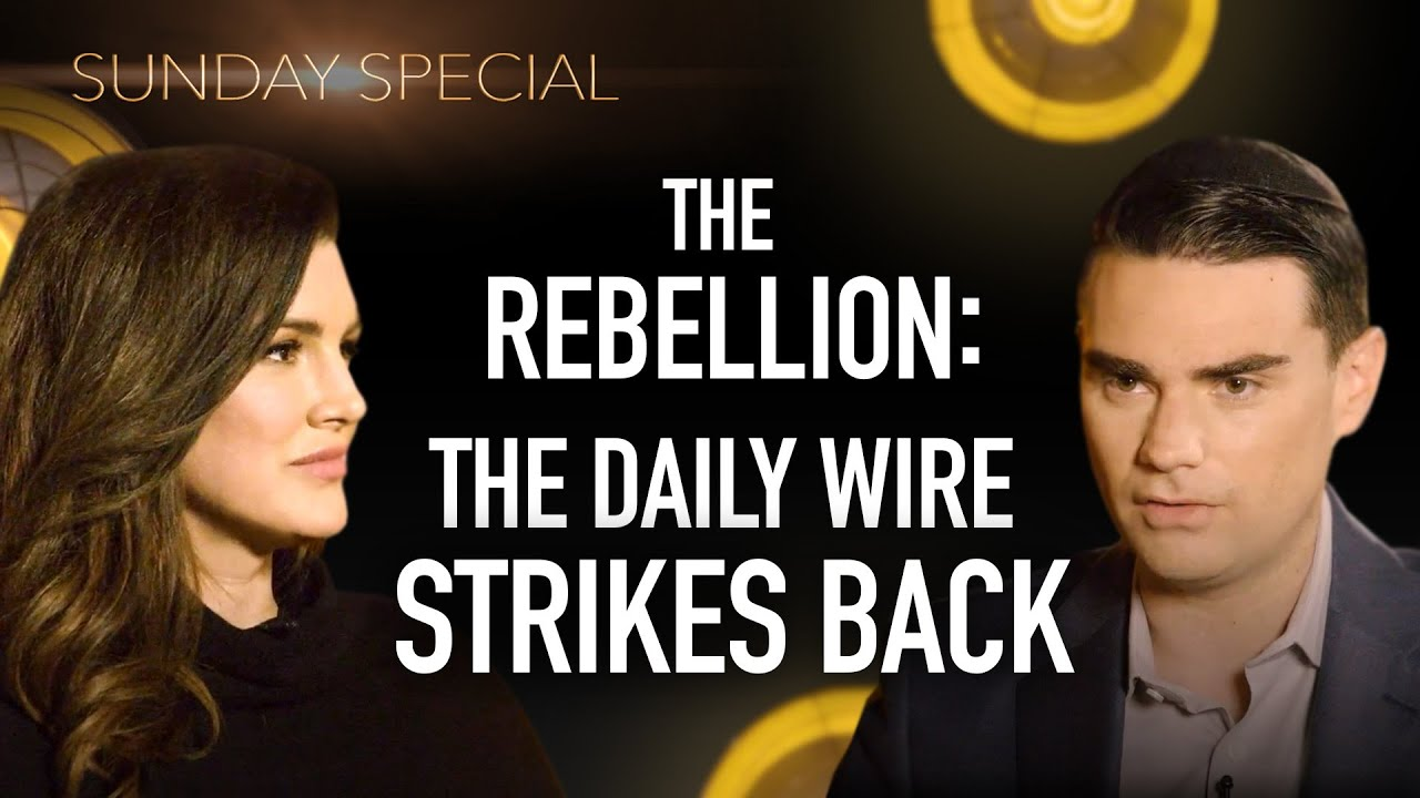 How @The Daily Wire Plans To Fight Back Against Cancel Culture