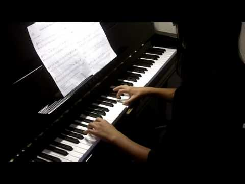 ABRSM Piano 2011-2012 Grade 2 C:3 C3 American Folk Down by the Riverside Original by RP