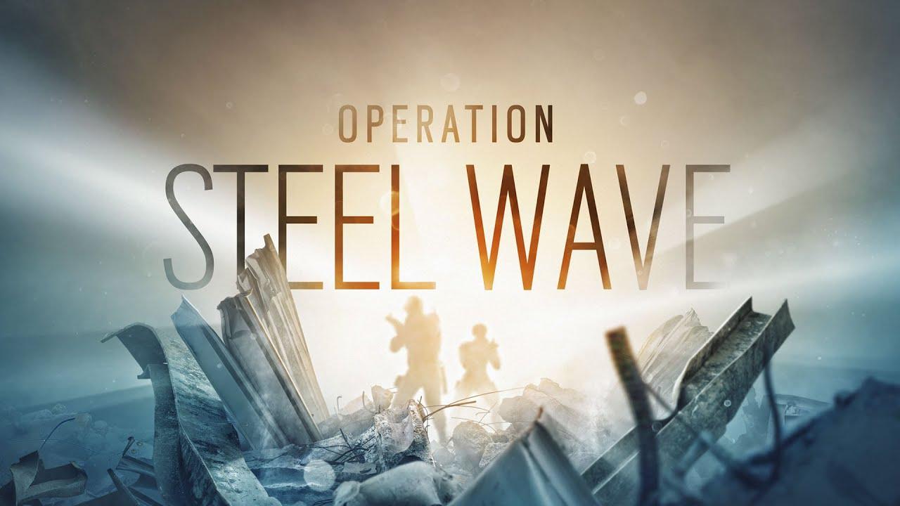 Operation Steel Wave 패치 내용 및 게임플레이 | 레인보우 식스 시즈
