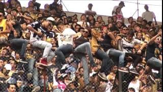 Violencia en el América vs Pumas!!!