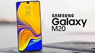 Samsung Galaxy M20 (Ocean Blue, 3+32 GB)