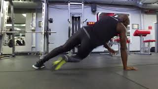 MMA Bodyweight Workout - MMA Home Workout