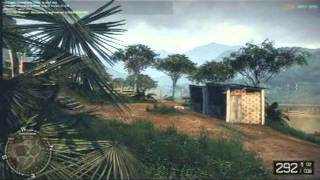 Battlefield bad company 2 gameplay by L3ST4D