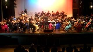 Ateneo Blue Symphony Orchestra - Filipino Disco Medley