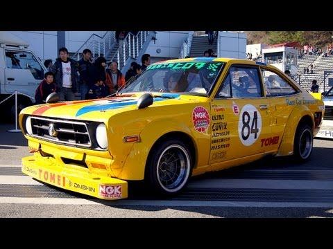 Nissan Historic Racing Cars