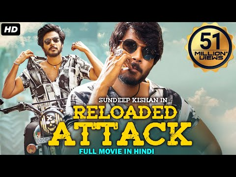 Surabhi New Movie 2017 - Reloaded Attack (2017) New Released Hindi Movie | 2017 Dubbed Action Movie