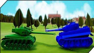 АМЕРИКАНСКАЯ КОМПАНИЯ 1 - Игра Total Tank Simulator Demo 4
