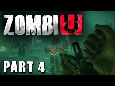 ZombiU - Part 4 - Road to Buckingham Palace