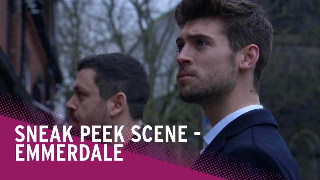 Emmerdale Spoilers: Joe Confronts Drug Dealer Simon   Watch the Scene!