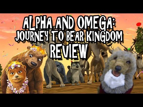 Alpha & Omega: Journey To Bear Kingdom Review