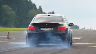 630HP BMW M5 5.8L STROKER - INCREDIBLE SOUND