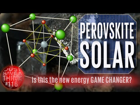 Perovskite Solar Cells: Game changer?