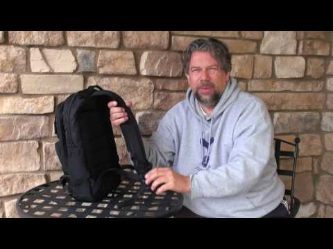 "Solo of New York ""Altitude"" Backpack - REVIEWED!"