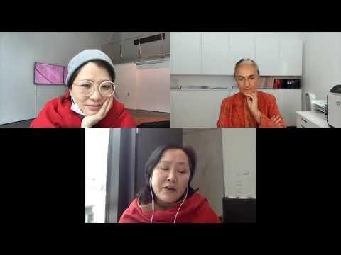 10. Red Talk mit Elizabeth Kang & Chan Sook Choi