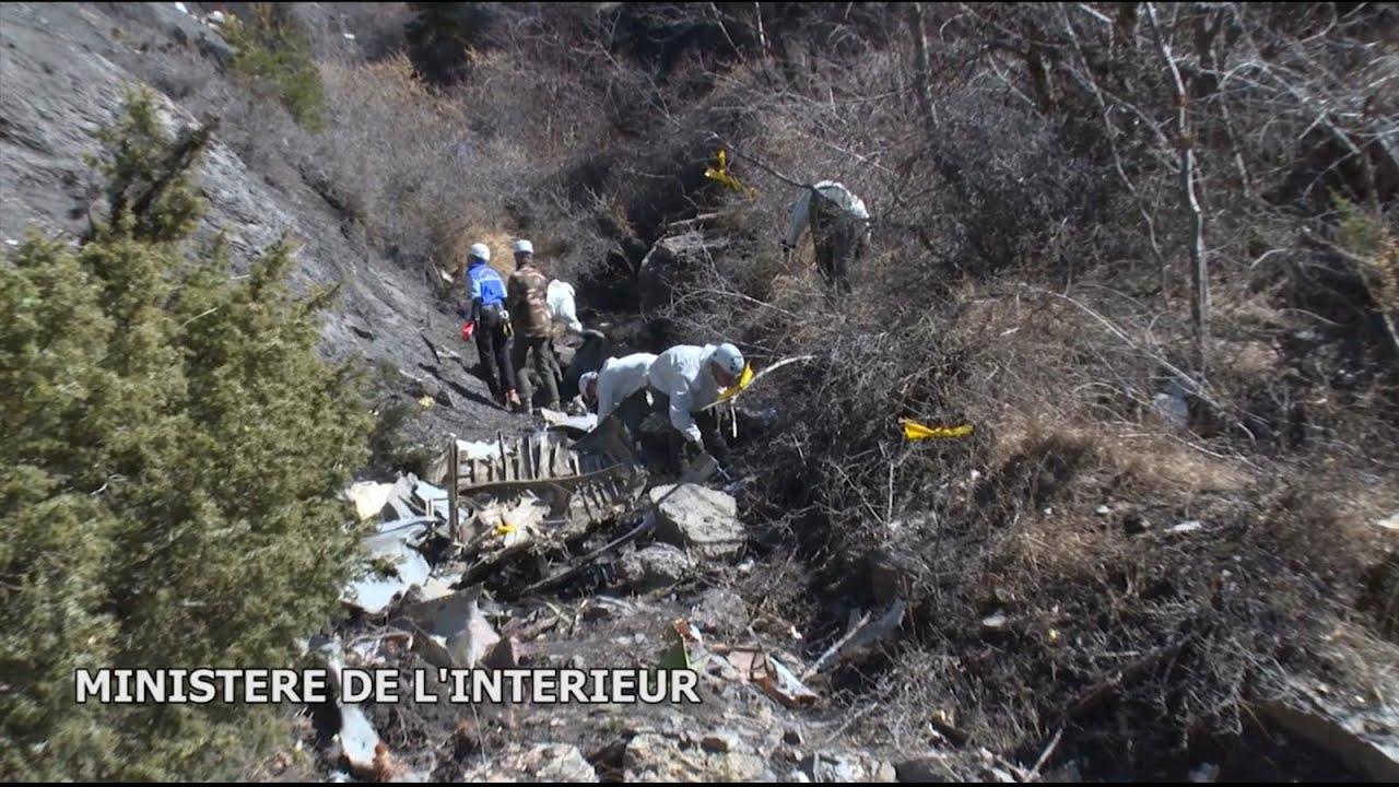 事故 9525 墜落 ジャーマン 便 ウイングス