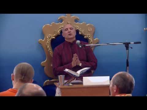 Шримад Бхагаватам 1.11.18 - Омкара Хари прабху