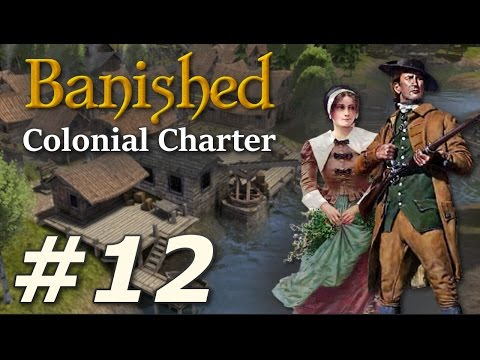 Banished: Colonial Charter (v1.71) - New Cardiff (Part 12)