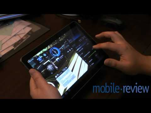 Android 3.0/Honeycomb for Tablet Demo