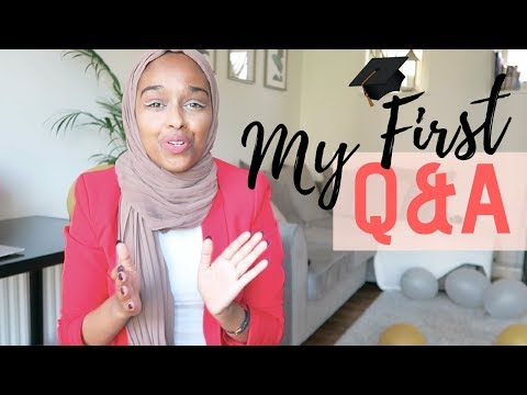 First Q&A! We Met On Twitter? | Being A Dr | Post PhD Plans | Staying Fit |