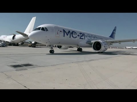 INSIGHT: Irkut MC-21-300 Makes Its First International Flight