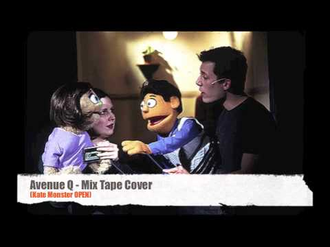 Image result for avenue q princeton and kate mix tape