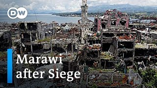 Philippines' War against IS: The ruins of Marawi | DW Feature