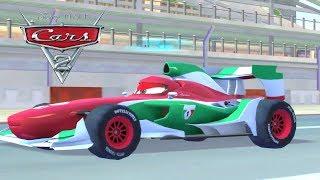 Jogo Carros 2 : Competição com Francesco Bernoulli - Gameplay PC