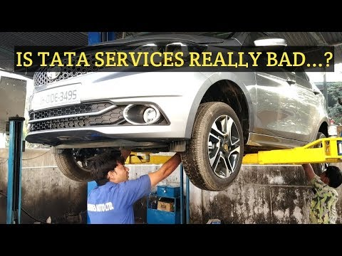 New tata tigor first service experience || Is tata motors services really bad...?