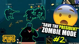 Funny Voice Chat - PUBG MOBILE Zombie Mode - Save The President Challenge #2
