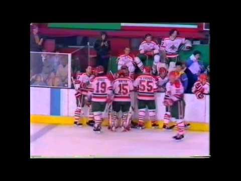 British Ice Hockey - 1990 Wembley Final Cardiff v Murrayfield