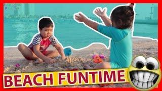 Video KIDS BEACHTIME PLAYTIME @ AL NAKHEEL  MAKAREEM BEACH RESORT JEDDAH download MP3, 3GP, MP4, WEBM, AVI, FLV Juli 2018