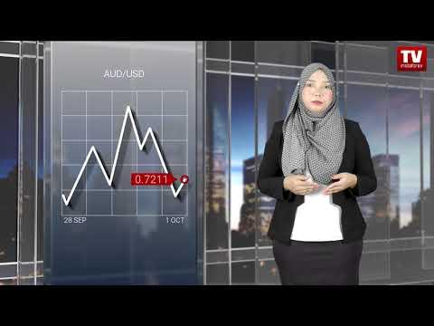 USDX dibuka lebih tinggi pada Isnin  (01.10.2018)