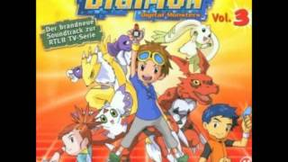 Digimon Tamers Soundtrack GER Part 1/3