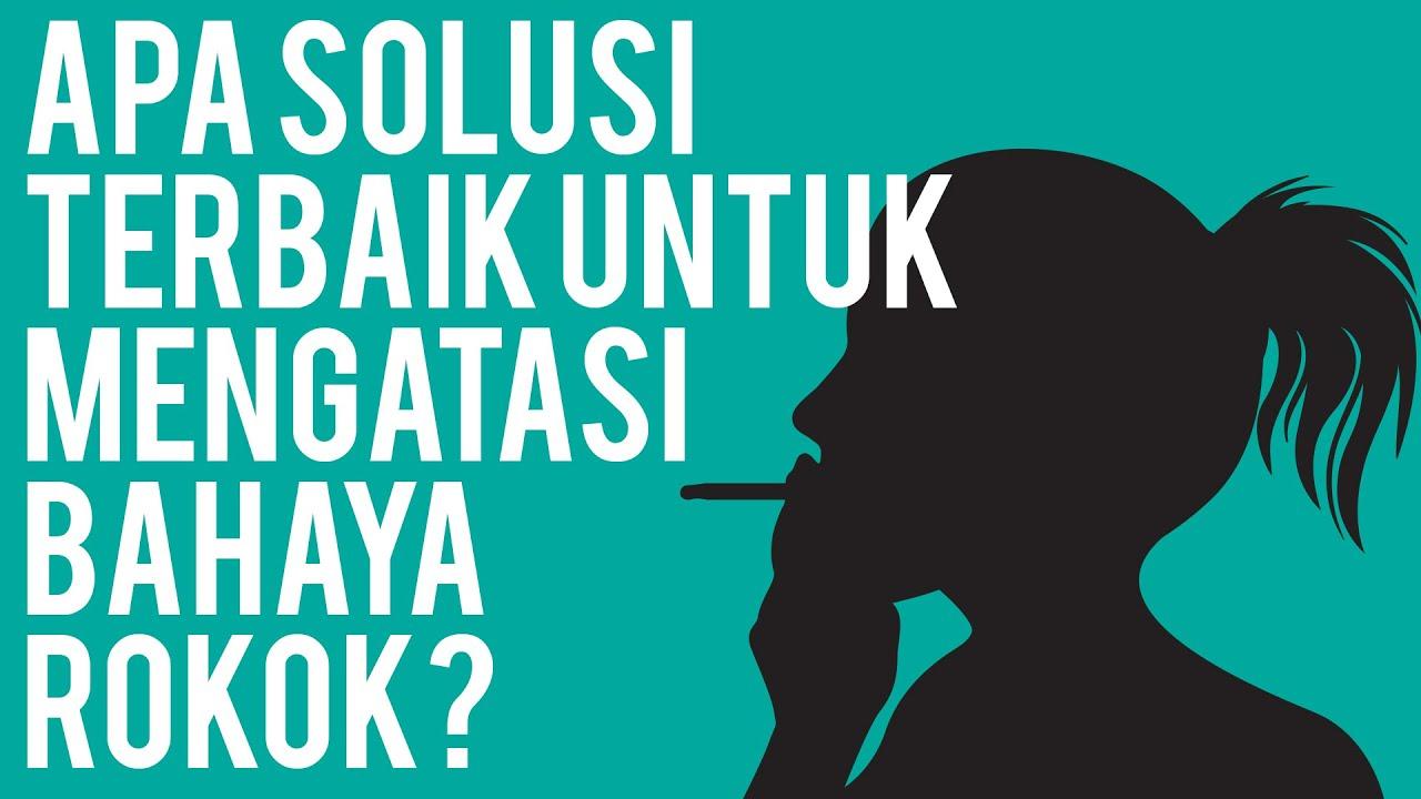 Apa Solusi Terbaik Untuk Mengatasi Bahaya Rokok? - Ayo Beropini #4