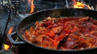 Рыба моей мечты! Сельдь в томате | Как вкусно и быстро приготовить селедку | Śledź w pomidorach