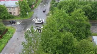 Авария в Красном Селе 23.06.17