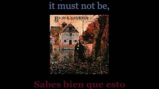 Скачать Black Sabbath Evil Woman 05 Lyrics Subtitulos En Español Nwobhm Traducida