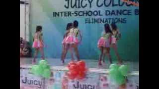 Juicy Cologne Dance Battle Bunawan Aplaya ES Dancers