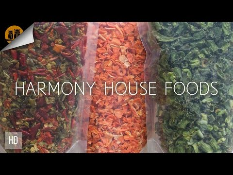 Dehydrated Backpacking Food • Harmony House Foods