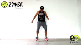 Zin 62 Shut Up and Dance Dembow Lambada Coreografia Zumba Fitness