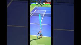 Tennis clash: multiplayer Games #gameplay #tennis #sportgames screenshot 5