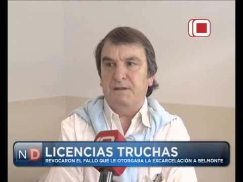 Las Noticias por el Diez | Licencias Truchas: Belmonte seguirá preso Videos De Viajes