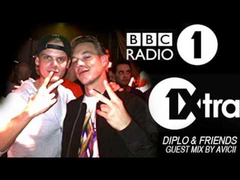 Avicii's guest mix on 'Diplo and Friends' BBC Radio 1 (Full Length)