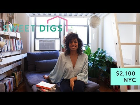 What $2,100 Will Get You In NYC | Sweet Digs | Refinery29