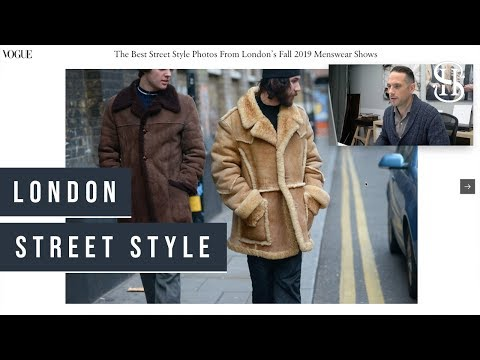 Reacting To London Street Style