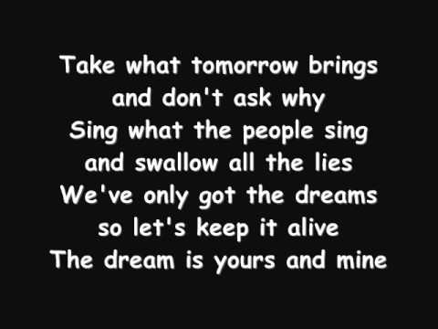 Dope-Dream [Lyrics]