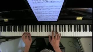 RCM Piano 2015 Grade 4 Study No.13 Bartok Little Etude from Mikrokosmos 3 No.77 by Alan