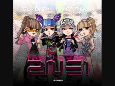[MP3/DL] 2NE1 - I AM THE BEST [Japanese Version]