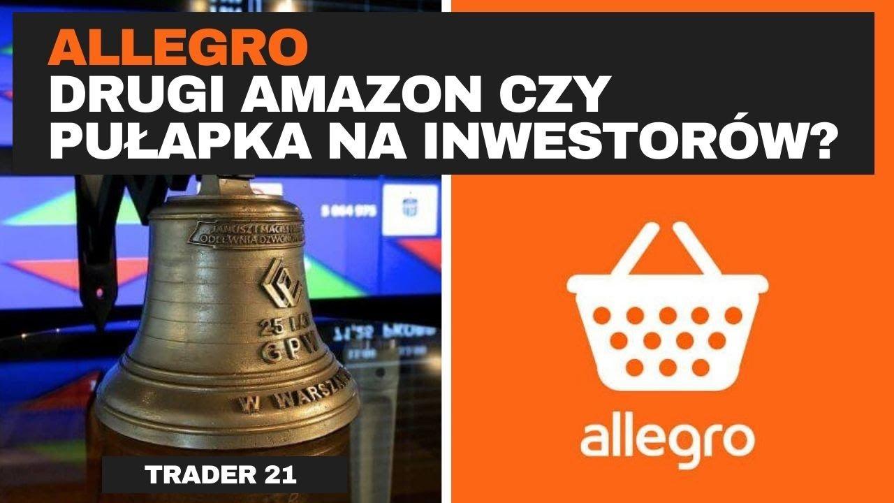 Debiut Allegro Na Gpw Budzi Sporo Emocji Independent Trader Pl