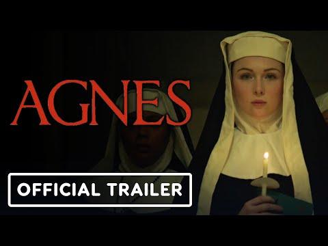 Agnes - Official Teaser Trailer (2021) Molly C. Quinn, Jake Horowitz, Sean Gunn